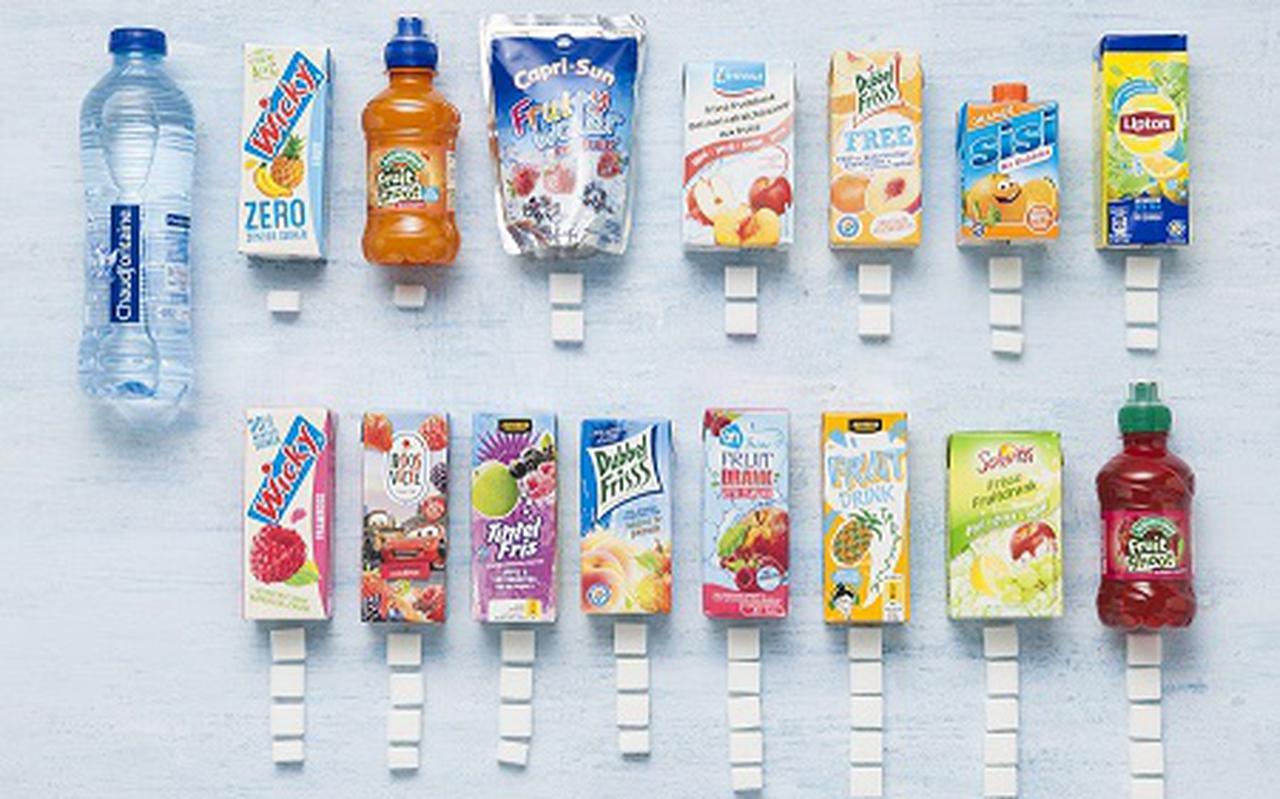 ,,Het blijkt dat de bloedspiegel vooral sterk wordt verhoogd door het drinken van frisdranken'', zegt William Cortvriendt.