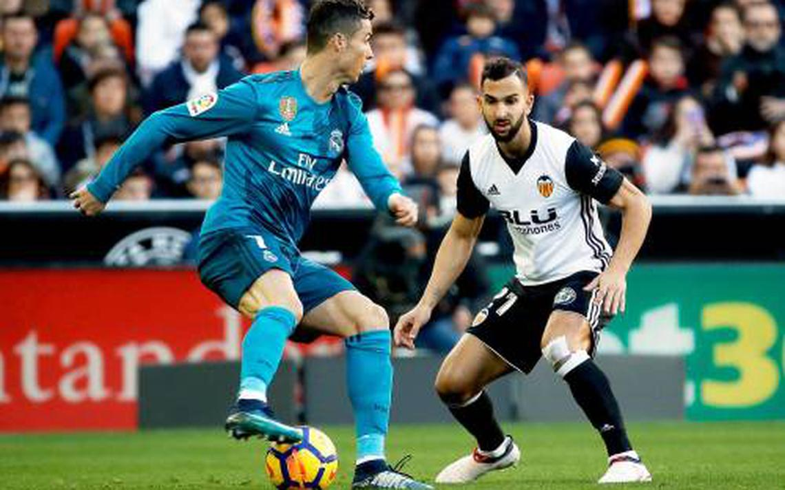 Ronaldo leidt real madrid langs valencia sport - Orts valencia ...