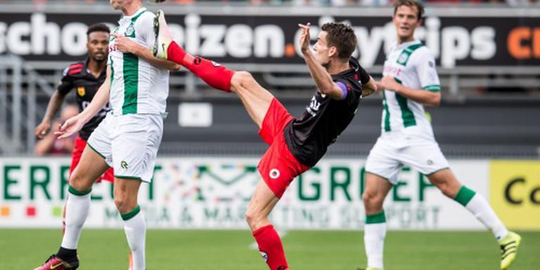 Excelsior klopt ook FC Groningen