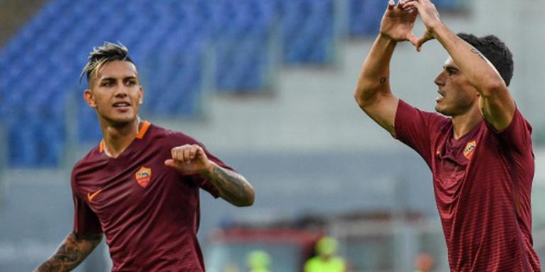AS Roma begint seizoen goed