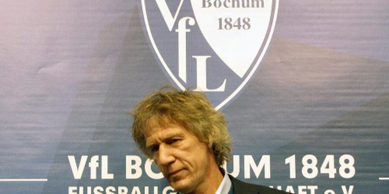 Trainer Verbeek langer bij Bochum