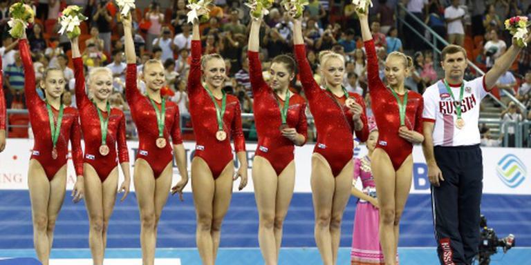 Russische turners mogen meedoen in Rio