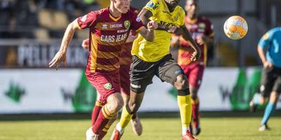 VVV-Venlo wint van ADO en staat vijfde