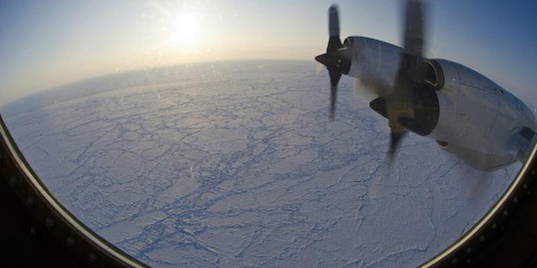 Weer verdwijnt veel ijs op de Noordpool