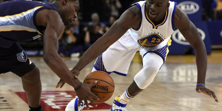 Warriors revancheren zich
