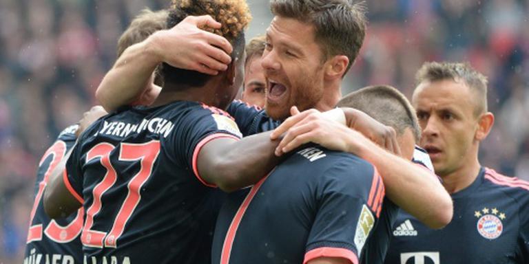 Bayern heeft titel binnen handbereik