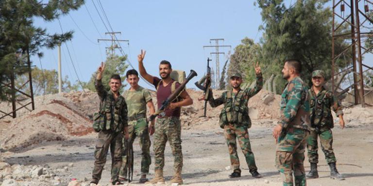 Syrisch leger meldt succes in Hama