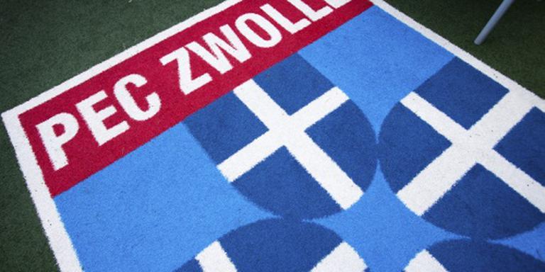 PEC Zwolle gehavend naar PSV