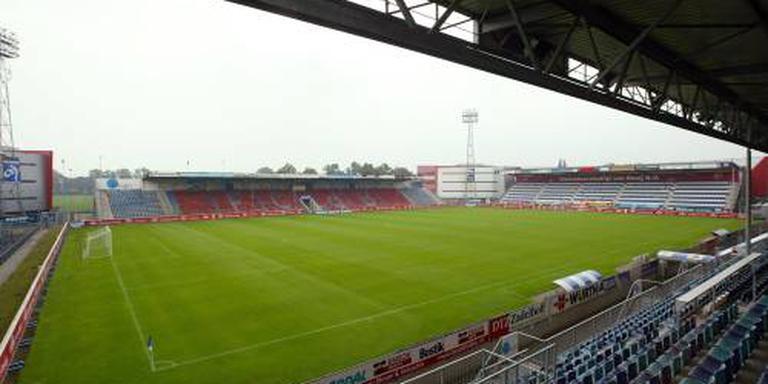 FC Den Bosch mag oosttribune heropenen