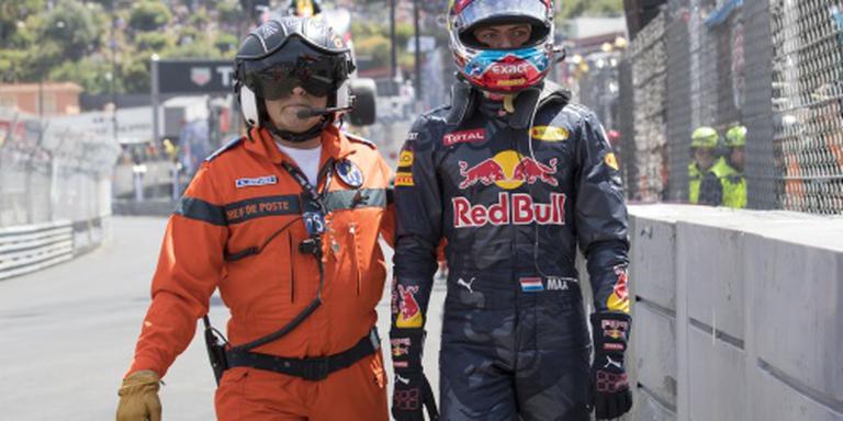 Verstappen begint achteraan in Monaco