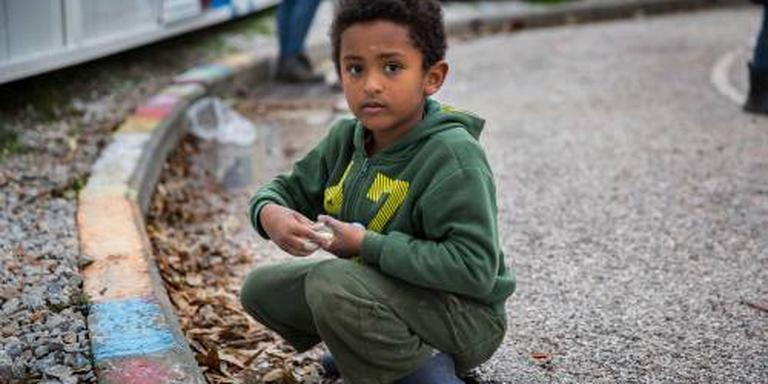 'Franse politie mishandelt vluchtelingenkinderen'