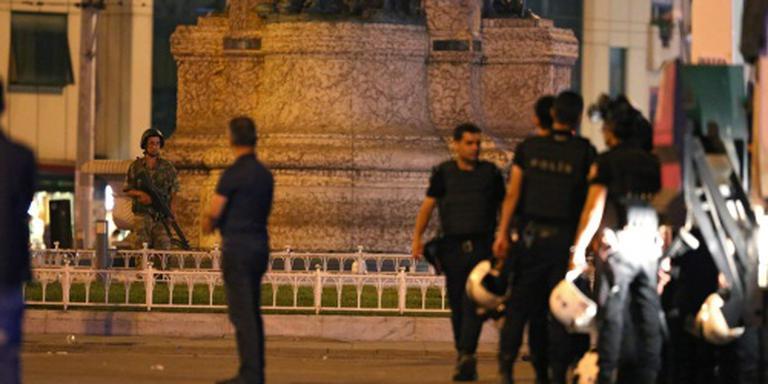 Politiemensen gedood in Ankara