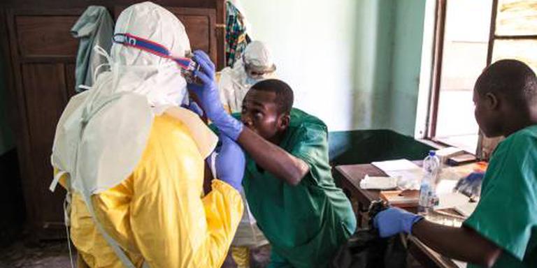 WHO: risico ebola in Congo 'zeer hoog'