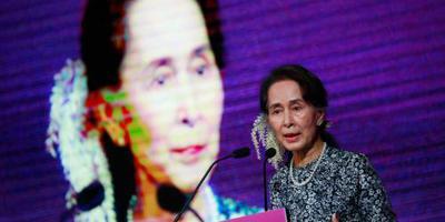 Amnesty ontneemt Aung San Suu Kyi hoge prijs