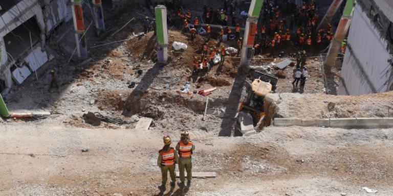 Twee doden geborgen in parkeergarage Tel Aviv