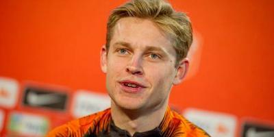 De Jong: tegen Duitsland moet het beter