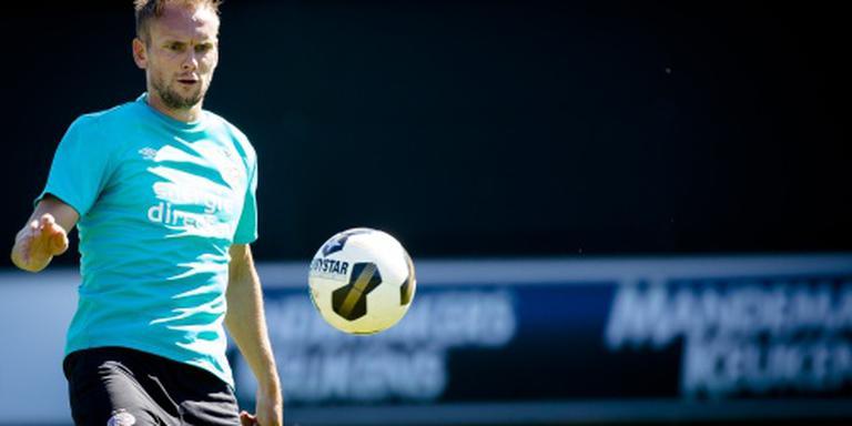 PSV nog niet met Siem de Jong