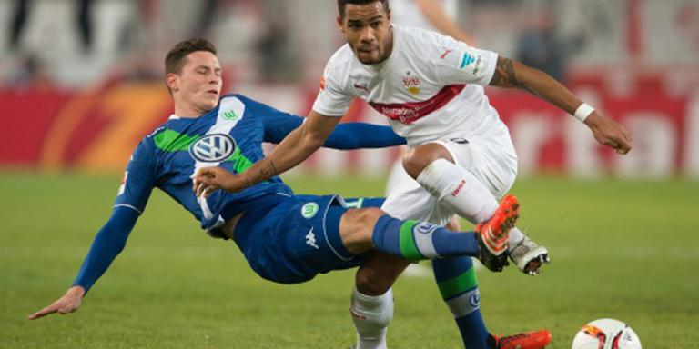 Stuttgart geeft Wolfsburg klop