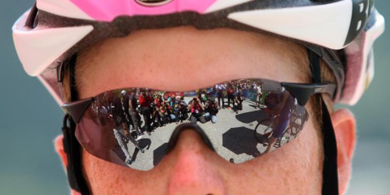 Valpartij kost Kruijswijk de leiding in Giro