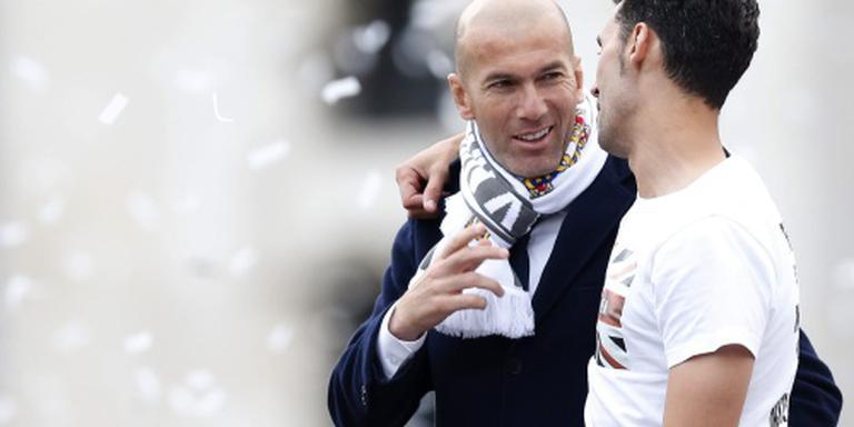 Zidane: niet analyseren maar genieten