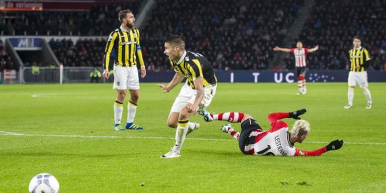 Vitesse mist drie basisspelers tegen Utrecht