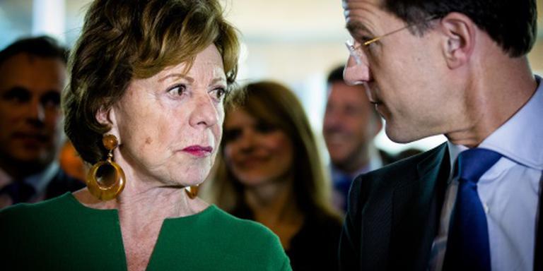 Rutte en Kroes naar Silicon Valley