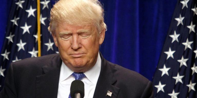 Trump: Bloomberg is een lafaard