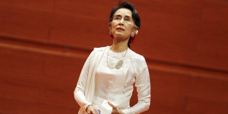 Suu Kyi start vredesproces in Myanmar