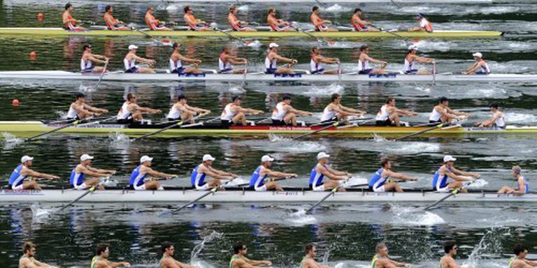 Holland Acht wint goud in Luzern