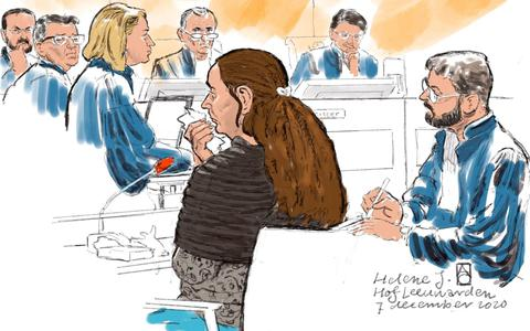 In deze video legt het OM uit waarom in hoger beroep 10 jaar celstraf is geëist tegen de moeder van Sharleyne