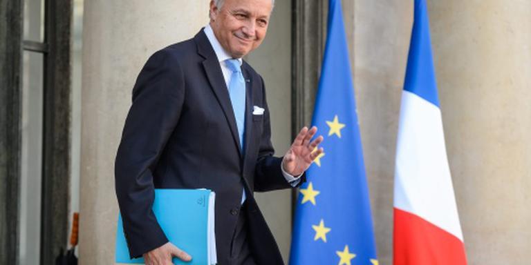 Laurent Fabius treedt af als klimaatman