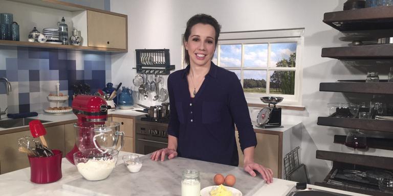 Sarena Solari: Als ik thuis sta te bakken, leg ik niets uit. Foto 24Kitchen