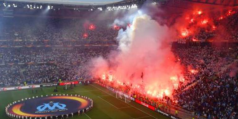Atlético bestraft om racistisch spandoek