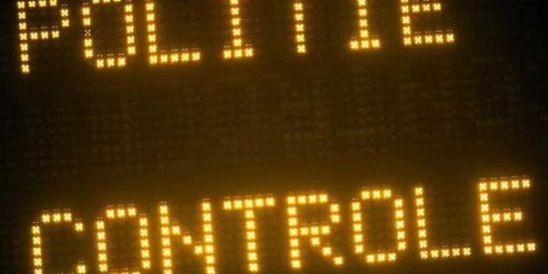 Verkeerscontrole Assen