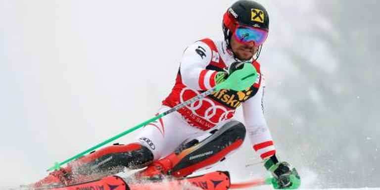 Skiër Hirscher zet loopbaan voort
