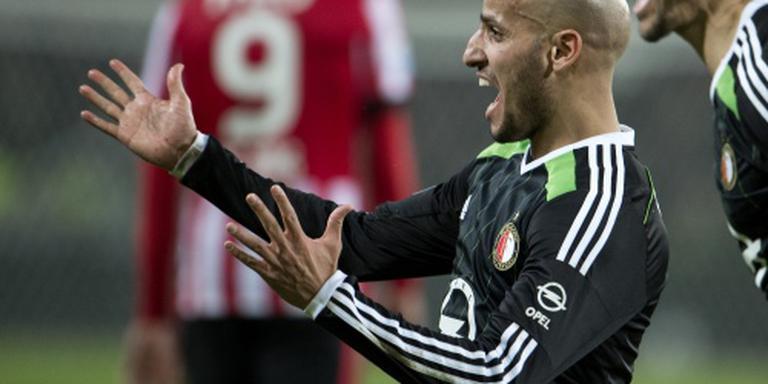 El Ahmadi jaar langer bij Feyenoord