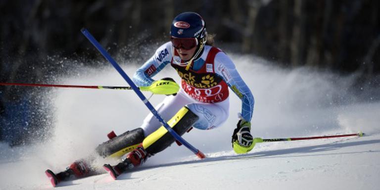 Shiffrin toch weer op de ski's