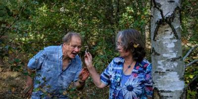 Klaas Steenbergen en Johanna Berghuis: ,,Is dit een knolhoningzwam?