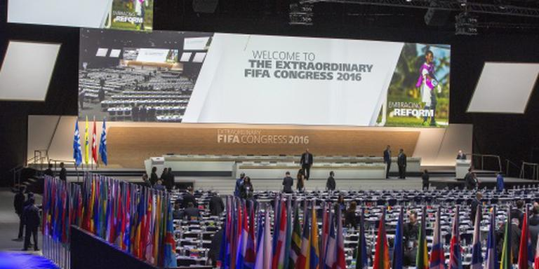 Hervormingen FIFA aangenomen