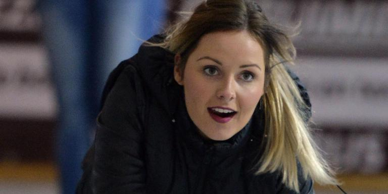 Curling op Emmer ijsbaan