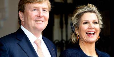 Willem-Alexander en Máxima naar Ierland