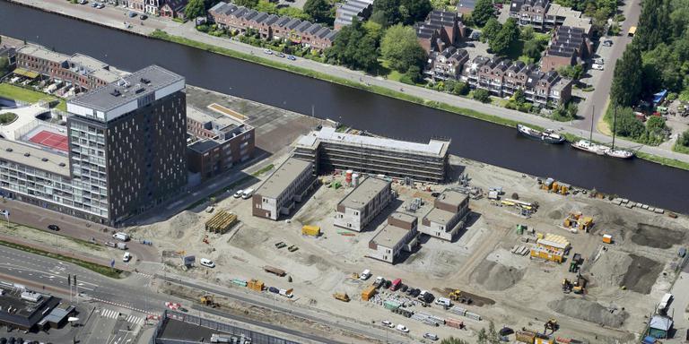 Dipje in groei Groningen