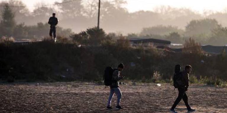 Nieuwe migranten in Calais staan alleen