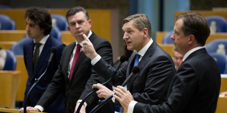 CDA kraakt optreden Van der Steur en Dijkhoff