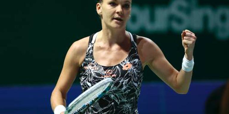 Radwanska naar laatste vier WTA Finals