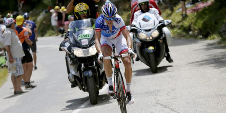 Geniez wint rit Vuelta