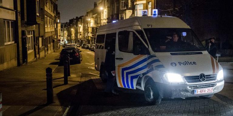 Alle agenten actie Brussel uit ziekenhuis