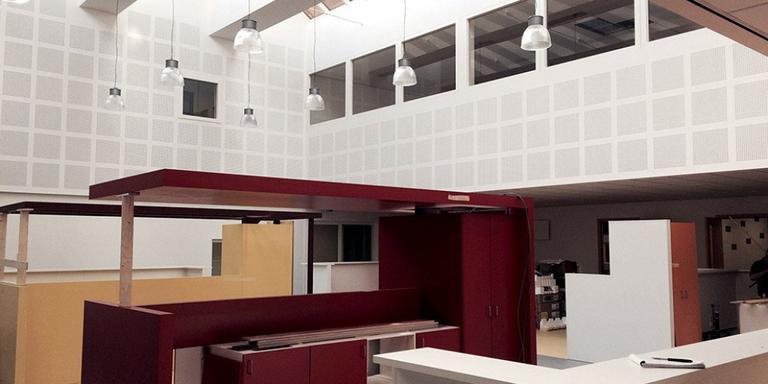 Het Esdal College in Klazienaveen.