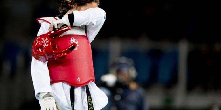 Taekwondoka Oogink klaar in Rio