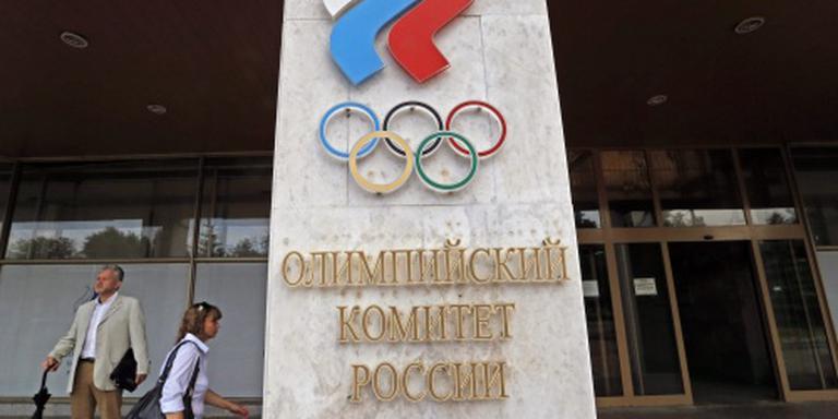 IOC wil alle namen van positieve Russen